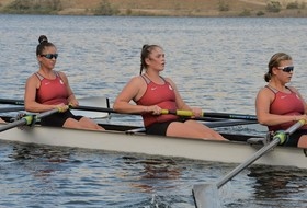 Rowing Cruises Past Gonzaga at Head of the Spokane