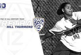 Aretha Thurmond Named to Pac-12 All-Century Team