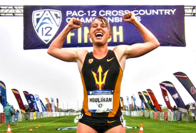 ASU XC's Houlihan Wins Pac-12 Title; Second In Program History