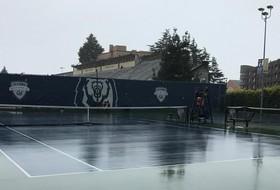 Match at California Postponed Due to Rain