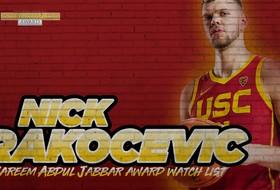 Rakocevic Named To Abdul-Jabbar Award Watch List