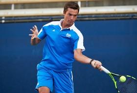 UCLA Men's Tennis Blanks GCU in Season Opener