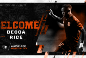 Welcome to Beaver Nation Becca Rice