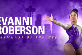 Roberson Earns Second Pac-12 Gymnast Of The Week Award