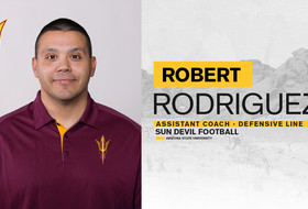 Sun Devil Football Names Former Vikings Assistant Robert Rodriguez as Defensive Line Coach