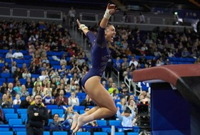 UCLA Vaults to Victory over Cal, 197.900-196.725