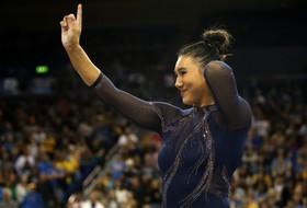 UCLA's Kyla Ross Selected as Honda Sport Award Finalist