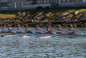 UCLA Finishes in Grand Finals at San Diego Crew Classic