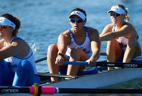 UCLA Rowing Wins Dual Meet Versus LMU