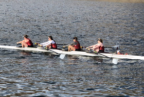 WSU Rowing Shows Stroke of Promise in Spokane