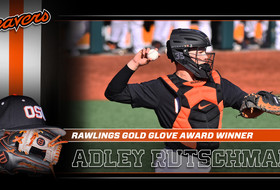 Rutschman Adds Gold Glove To List Of Honors
