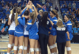 Louisville Bound: 12th-Seeded Bruins Sweep Long Beach State