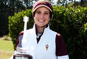 No. 4 Women's Golf Competes in Darius Rucker Intercollegiate