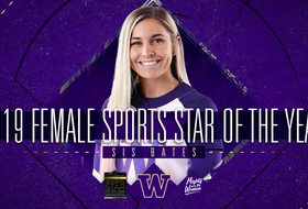 Bates Named Female Sports Star Of The Year
