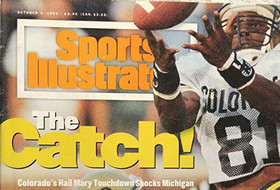 25 Years Later, 'Miracle In Michigan' Still Required Buffs Lore