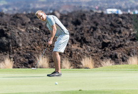 Golfers Under Par Second Straight Day, Finish 11th In Hawai'i