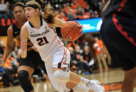 Beavs Win Fifth Straight; Wiese Sets Record