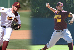 Barrett Becomes 105th Sun Devil To Play In MLB