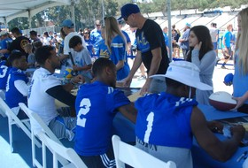 UCLA Season Ticket Holders Treated to Exclusive Appreciation Event