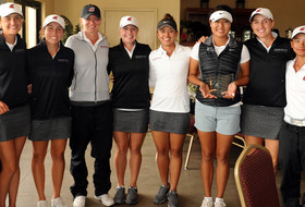 Women's Golf Focused on a Competitive Spring