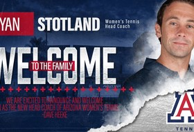 Arizona Selects Ryan Stotland to Lead Women's Tennis Program