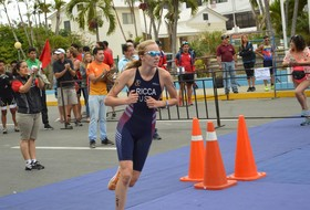 Ricca Signs NLI With Three-Time Defending National Champion @SunDevilTri