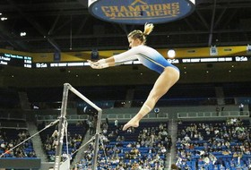 No. 3 UCLA Gymnastics Hosts No. 3 Utah in Sunday Showdown