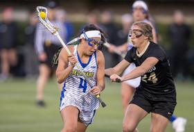 Lacrosse Hosts Stanford In Regular Season Home Finale