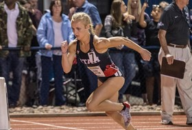 Utah Track & Field Brings Home 4 Event Titles with Strong Showing at Bronco Invite