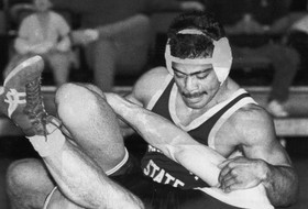 Townsend Saunders Inducted to the NWHOF; Cohlton Schultz Honored