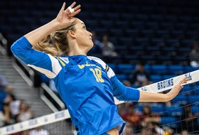 Bruins Head to Oregon for Two Matches