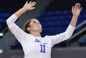 Bruins Bounce Back With Sweep of Cal