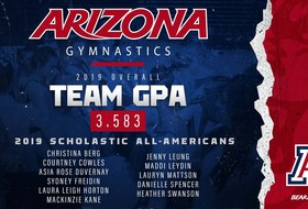 11 GymCats Named Scholastic All-Americans