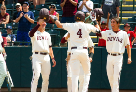 Sun Devil Baseball Topples Top-Ranked UCLA In Series Finale