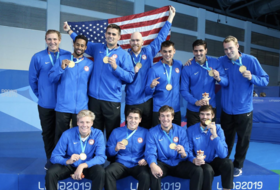 Medals For All Trojans At Pan American Games