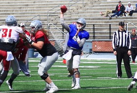 Balanced Play Highlights Cougars' Second Spring Scrimmage