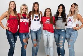 No. 24 Arizona Welcomes Arizona State, Ohio State, and Bridgeport to McKale