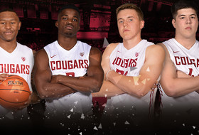Cougars Host Huskies for 'Senior Day' Sunday at 5:30 p.m.