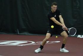 Fall Season Ends For Utah Men's Tennis at LMU Invitational