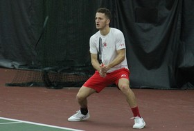 Men's Tennis Edges East Tennessee State