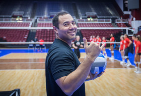 Sheldon Carvalho Named Director of Volleyball Operations