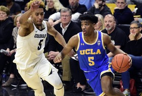UCLA Outlasts No. 18 Colorado on the Road, 70-63