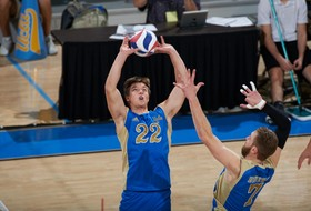 MVB Opens Season With Sweep at #11 Loyola-Chicago