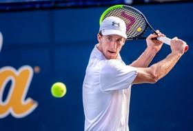 Men's Tennis to Face No. 4 Texas in Indoors Opener