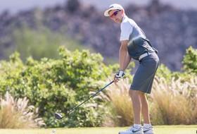 Buff Golfers In 11th At NCAA Central/Purdue Regional