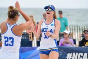 No. 2 UCLA Advances to NCAA Championship Dual