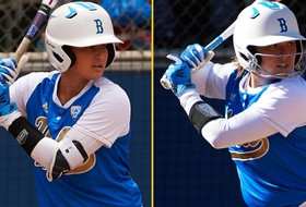 Spaulding, Garcia Earn Pac-12 Weekly Honors