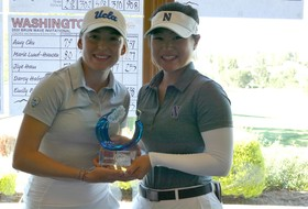 Spitz Rallies for First Collegiate Victory