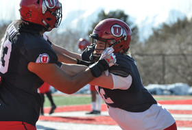 Spring Practice: First Day in Pads