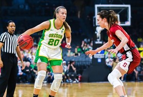 Ionescu in Final Five for Lieberman Award, Ducks Up to No. 2 in AP Poll